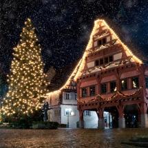 Weihnacht in Plochingen
