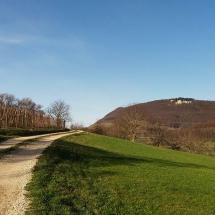 Landschaft bei Leningen