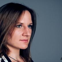 Studio Porträt Model Christin 2017