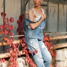 Porträt von Model Maren